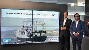 Picture of El Grupo Nueva Pescanova digitaliza la gestión de su negocio con SAP