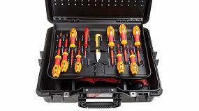 Foto de RS Components lanza una amplia gama de herramientas RS Pro para ingenieros de mantenimiento, técnicos y electricistas