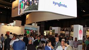 Foto de Syngenta celebra en Fruit Attraction su 150 aniversario en el sector de semillas hortícolas