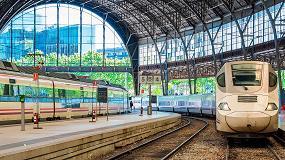 Foto de PlayRenfe, el servicio multimedia en los trenes de alta velocidad de Renfe operará con switches Belden