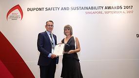 Foto de Gas Natural Fenosa, reconocido por los prestigiosos galardones DuPont de Seguridad y Sostenibilidad 2017