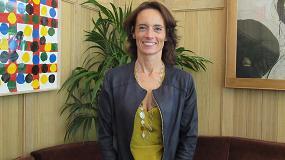 Foto de Entrevista a Isabelle Alfano, directora del Salón Intermat