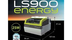 Foto de La máquina laser LS900 Energy de Gravograph gana el premio 'Producto del Año' de la SGIA