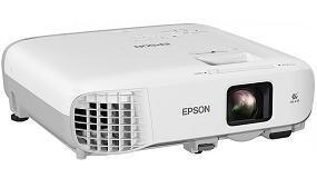Foto de La gama más reciente de proyectores Epson ofrecen imágenes nítidas y luminosas con una conectividad sencilla