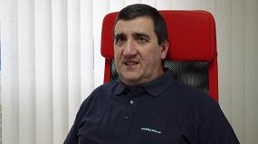 Foto de Entrevista a Jovino Molinero, delegado de Kimatic