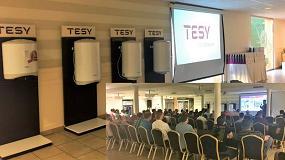 Foto de Tesy presenta en Murcia sus principales gamas de producto