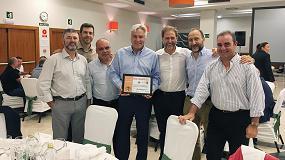 Picture of Bosch Herramientas Eléctricas galardonada con el V Premio Especial Innovación ExpoCecofersa 2017