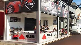 Foto de Rubi cierra con éxito su participación en Cersaie 2017