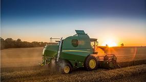 Foto de El mercado español de cosechadoras nuevas: John Deere