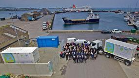 Foto de Energía limpia para las islas escocesas de Orkney con Surf'n'Turf