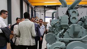 Foto de El Gobierno de Argelia instala grupos electrógenos Himoinsa en su nueva planta de tratamiento de aguas