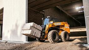 Picture of Case actualiza las minicargadoras y cargadoras compactas de cadenas