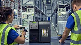 Foto de Epson lleva la velocidad en impresión bajo demanda de etiquetas en color a Empack 2017