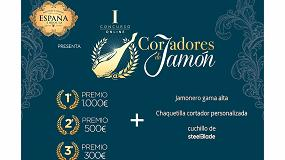 Foto de Embutidos España celebra el I Concurso Online de Cortadores de Jamón
