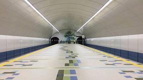 Foto de Siemens lleva la digitalización a la extensión de la línea 2 del Metro de Tbilisi en Georgia