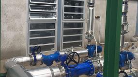Foto de Ventanas uin2 solución en cerramientos para naves y centros de producción