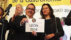 Foto de León, Capital Española de la Gastronomía 2018