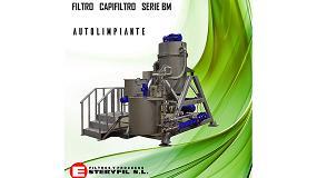 Foto de Filtros y Procesos Esteryfil presenta su filtro Capfieltro en Expoquimia