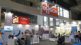 Foto de Éxito de Busch Ibérica en Expoquimia 2017