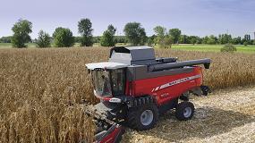 Foto de El mercado español de cosechadoras nuevas: Massey Ferguson