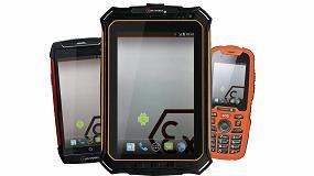 Picture of Belsati Sistemas presenta la nueva tablet ATEX IS910.1 para zonas 1/21