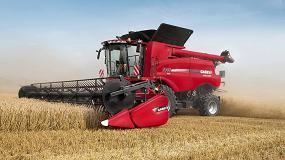 Foto de El mercado español de cosechadoras nuevas: Case IH