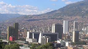 Fotografia de Medellín, regeneración urbana y arquitectónica para la reparación social