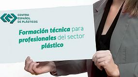Fotografia de Especialista en plásticos: Nuevo Título del Centro Español de Plásticos