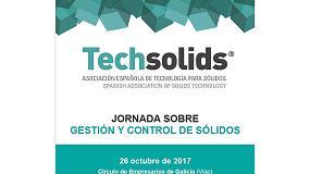 Foto de Techsolids celebra una jornada sobre gestión y control de sólidos en el Círculo de Empresarios de Galicia en Vigo