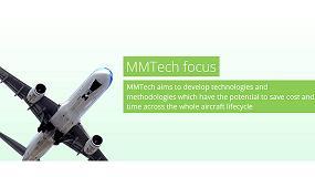 Foto de Nuevos materiales más ligeros para el sector aeroespacial