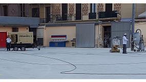 Foto de Lotum renueva el pavimento de las distintas zonas del Colegio Maristas Sants-Les Corts