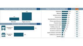 Foto de La mitad de los españoles que compran online productos de reforma eligen este canal por el menor precio
