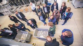 Foto de Tomra Sorting Recycling organiza una conferencia internacional para compartir su perspectiva de los futuros retos del sector