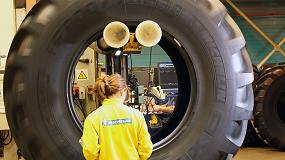 Foto de Las ventas del Grupo Michelin crecen un 6% hasta septiembre