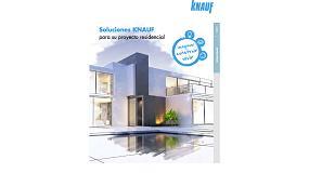 Foto de Knauf lanza el nuevo catálogo de soluciones para proyectos residenciales