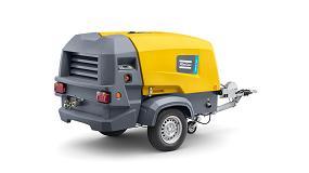 Foto de Atlas Copco combina la tecnología PACE con la carrocería HardHat para actualizar el compresor XATS 138 transportable