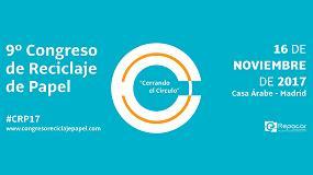Foto de El 9° Congreso de Repacar dará las claves del futuro de la gestión de residuos en España