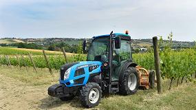 Foto de Landini concede mayor protagonismo a los tractores especializados y utilitarios