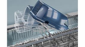 Picture of Mercedes-Benz instalará un sistema de inmersión rotativa para furgonetas en su planta de Carolina del Sur