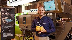 Foto de Tomra Sorting Food presenta la Sentinel II en Fruit Attraction