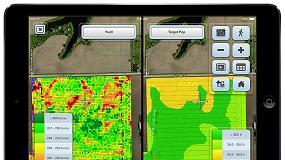 Foto de AGCO accede a la plataforma de gestión de explotaciones Climate FieldView