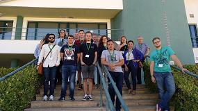 Foto de Estudiantes de Finlandia, Hungría y España se forman en Andaltec dentro del proyecto europeo Heibus