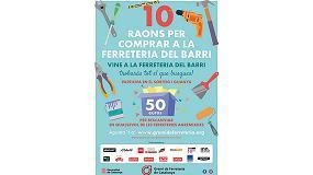 Foto de El Gremi pone en marcha la campaña '10 razones para comprar en la ferretería del barrio'