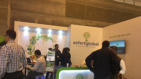 Foto de Asfertglobal presenta el biofertilizante Kiplant All-Grip, que incrementa la eficiencia nutritiva de la planta