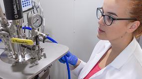 Foto de Biomasa para elaborar PEF, aditivos e ingredientes farmacéuticos