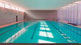 Foto de Mapei participa en las obras de la piscina cubierta de Taradell, Espai d'Aigua i Salut Taradell