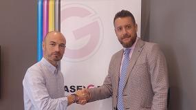 Foto de Aseigraf firma un acuerdo con Atmósfera Cúbica para el ahorro y la eficiencia energética de sus empresas asociadas