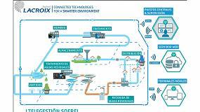 Foto de La Telegestión 4.0. definida por Lacroix Sofrel: Gestión inteligente del ciclo integral del agua