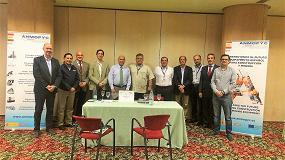 Foto de Anmopyc organizó la visita de una delegación de compradores mexicanos a España