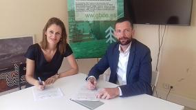 Foto de GBCe e Hispalyt-Consorcio Termoarcilla firman un acuerdo de colaboración